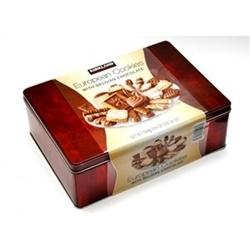Bánh Quy Kirkland European Cookies phủ socola Bỉ  (1,4kg)