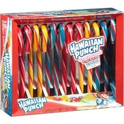 Kẹo gậy Hawaiian Punch.