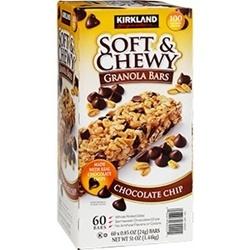 Chocolate yến mạch Kirkland Signature - 60 thanh