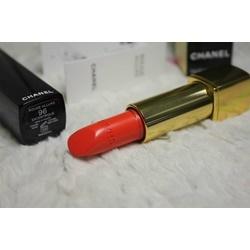 Chanel 96 dòng Rouge Allure velvet ( dòng son lì).