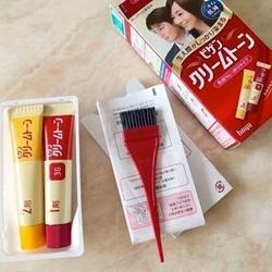 Nhuôm tóc Bigen nội địa Nhật