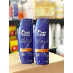 Dầu gội trị gàu 2 in 1 Head & Shoulders 400ml
