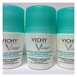 Lăn khử mùi Vichy - Pháp (xanh)