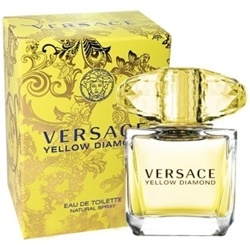 Nước hoa nữ Versace Yellow Diamond EDT 90ml