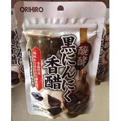 Tỏi đen Orihiro Nhật Bản 180 viên
