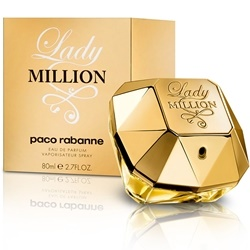 Nước hoa nữ Lady Million 80ml