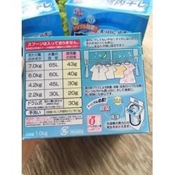 Bột giặt quần áo Nhật Bản
