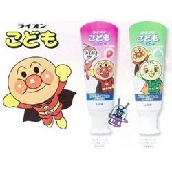 Kem đánh răng Nhật Bản dành cho bé