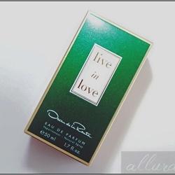Oscar Live In Love edp 50ml