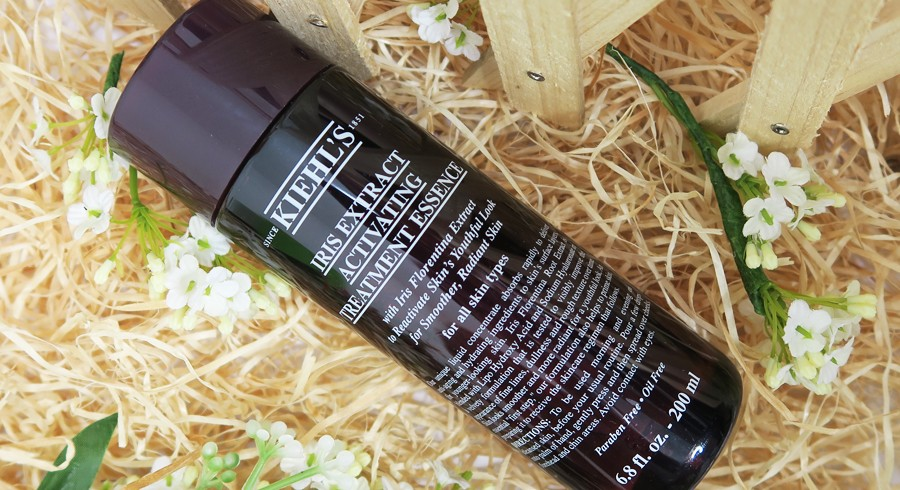 Image result for KIEHL'S NUOC THAN IRIS EXTRACT 200ML