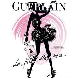 Nước hoa Guerlain La Petite Robe Noire TESTER, 100ml