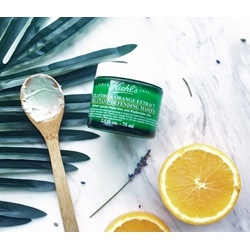 Mặt nạ Kiehl's Cilantro & Orange Extract Pollutant Defending Masque,