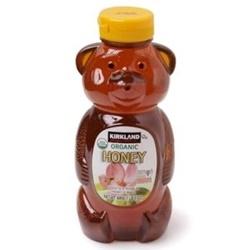 Mật ong Kirkland Organic Honey  680g