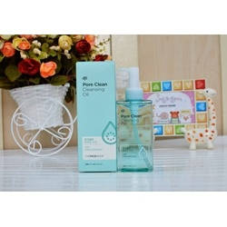 Dầu tẩy trang Pore Clean Cleansing Oil The Face Shop