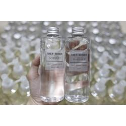 Nước hoa hồng dưỡng ẩm, phục hồi da Muji Light Toning Water 200ML