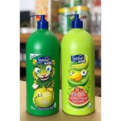Sữa tắm trẻ em  SUAVE KID 3in1  chai 1.18l