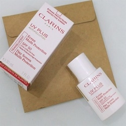 Kem chống nắng Clarins UV Plus Anti Pollution SPF 50 30ml