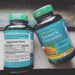 Tinh chất nghệ vàng Puritan's Pride Turmeric Curcumin 500 mg