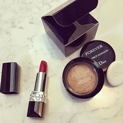 Set trang điểm mini Dior