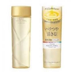 Nước hoa hồng Shiseido Aqualabel  màu vàng