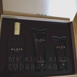 Set Alaia Paris
