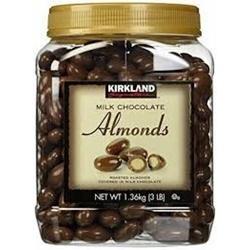 Chocolate Nhân Hạnh Nhân Kirkland 1.36kg
