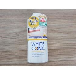 Sữa Tắm Trắng Da - White Conc Body - Nhật Bản