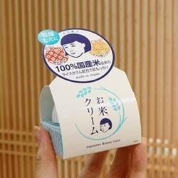 Kem Dưỡng Da từ gạo Japanese Keana Care Nadeshiko Rice Cream 30g