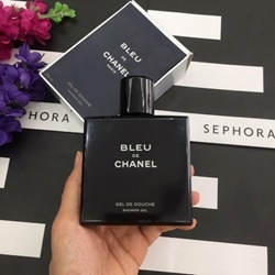 Gel Tắm Chanel nam bleu