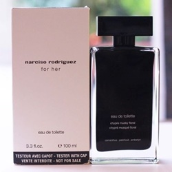 Nước hoa Tester Narciso Rodriguez For Her EDT 100ml