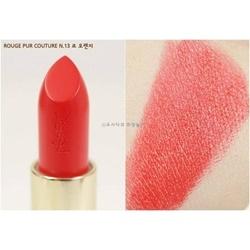Son YSL Rouge Pur Couture số 13 Le Orange