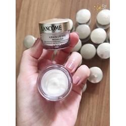 Kem mắt mini Lancôme Absolue Premium ßx Eyeml 6g hàng unbox