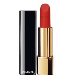 Son Chanel Rouge Allure Velvet màu 57 Rouge Feu