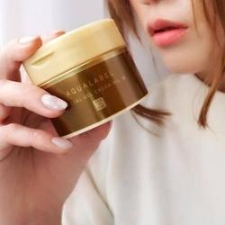 Kem dưỡng đặc trị chống lão hoá shiseido Aqualabel cream oil in hũ 90g