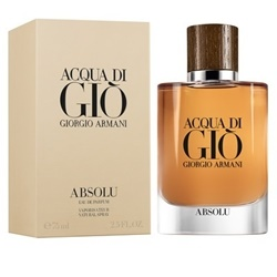 Nước hoa nam Acqua Di Gio Absolu Giorgio Armani edp 75ml