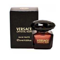 Nước hoa MINI Versace Crystal Noir Eau De Toilette 5 ml