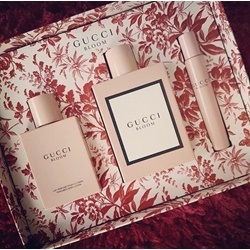 sét nước hoa GUCCI BLOOM GIFT SET (EDP 100ml