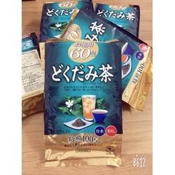 Trà Diếp Cá Orihiro Gói 60 túi trà