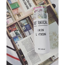 Nước hoa hồng thực vật Botanical skin lotion , 500ml