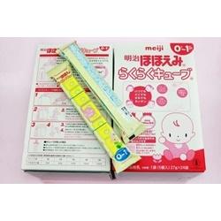 Sữa Meiji dạng thanh