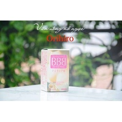 Viên uống BBB Orihiro Best Body Beauty