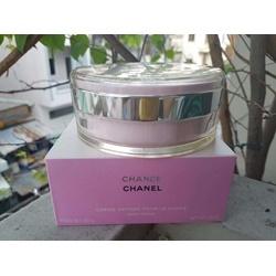 Kem dưỡng thể hương nước hoa Chanel Chance Body Satin Creame 200ml
