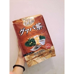 Trà giảm cân vị ổi Orihiro Guava Tea Nhật Bản 60 gói