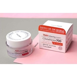 Kem Dưỡng Trắng Da Angel's Liquid 7 Days Whitening Program V Glutathione 700 V