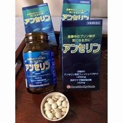 Thuốc chữa bệnh Gout Anserine Minami
