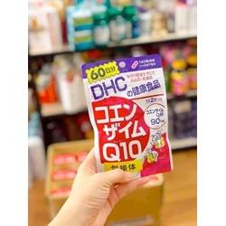 Viên uống chống lão hoá Q10 DHC