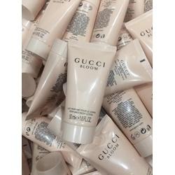 Dưỡng Thể hương nước Hoa Gucci bloom50ml