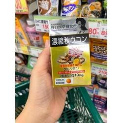 Viên uống tinh chất 3 loại nghệ giải độc gan Noguchi hũ 60 viên