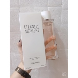 Nước hoa Tester CK Eternity moment edp, 100ml