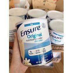 Sữa Ensure Mỹ lon 400gam